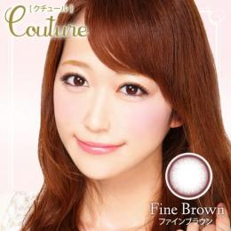 Couture finebrown