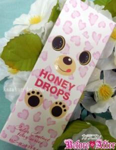 HONEY-DROPS-1dayハニーグレーカラコン商品画像
