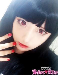 悪魔GIRLメイク02