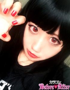 悪魔GIRLメイク04