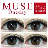MUSE-Oneday全色比較